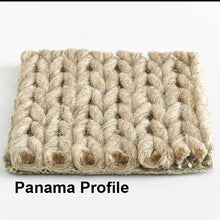 Panama Premium 80% Wool Blend Custom Rug - Wheat