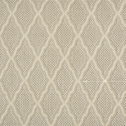 High-Performance All Weather Indoor/Outdoor Custom Rug with UV Resistant Standard Edge Finish- Seychelles Remix Oyster
