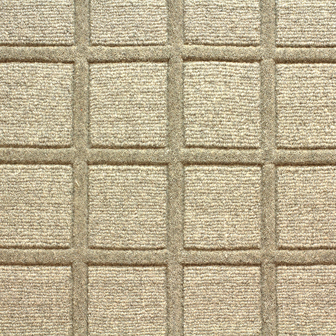 Synergy 100% Premium Wool Woven Custom Rug - Fossil Grey *Ready To Ship Within Two Days Of Ordering*