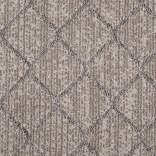 Synthesis Woven Custom Rug - Oyster Grey