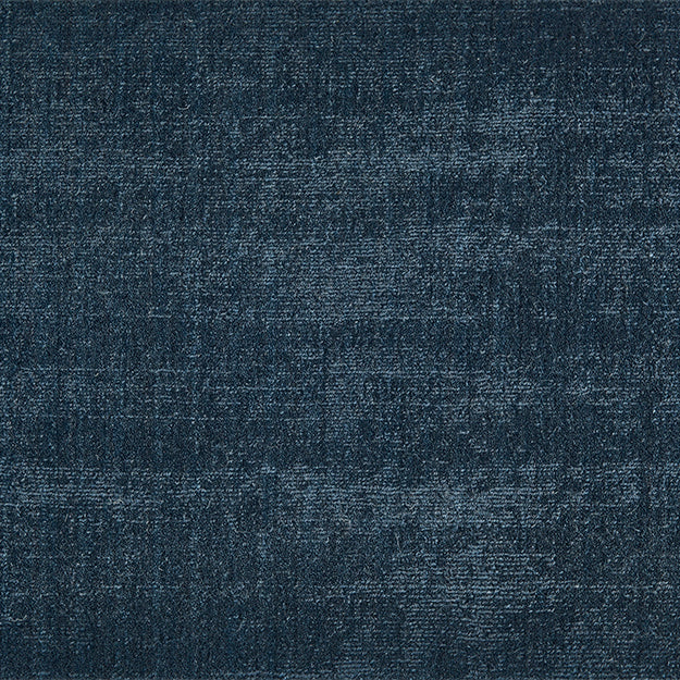 Vinaya Hand-Loomed 100% Wool Custom Rug - Twilight Blue