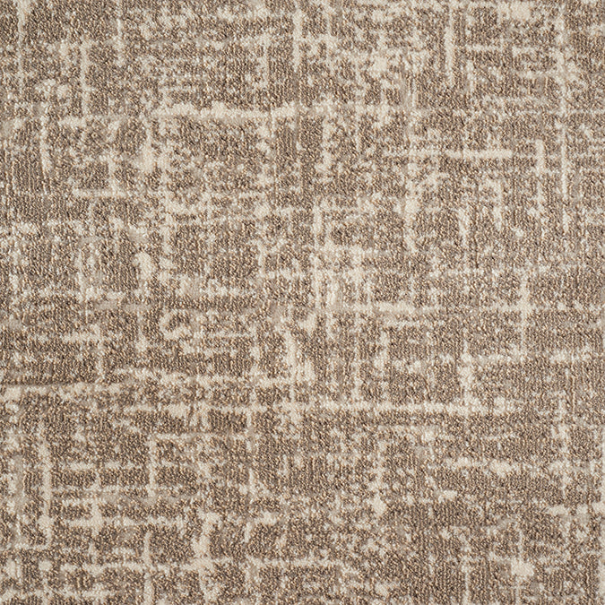 beige tan abstract custom area rug