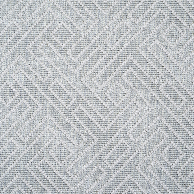 Hunter Hill Premium Wool Blend Custom Rug - Cirrus