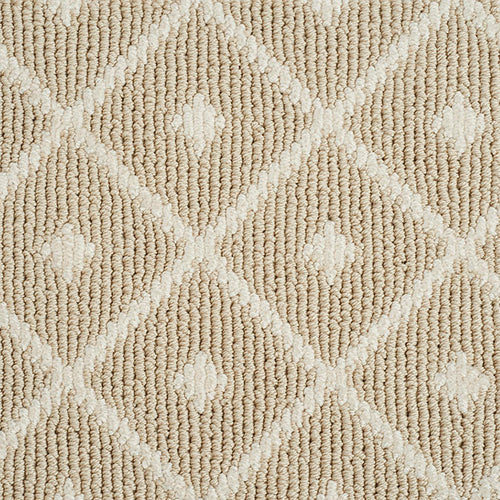 Legend Maze Tufted Custom Rug - Champaign
