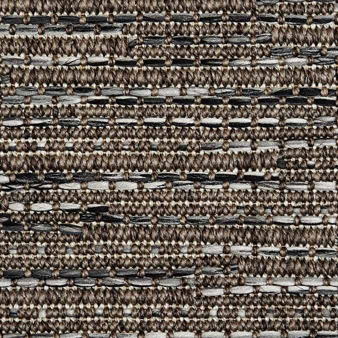 High-Performance All-Weather Indoor/Outdoor Custom Rug with UV Resistant Standard Edge Finish - Seville Storm
