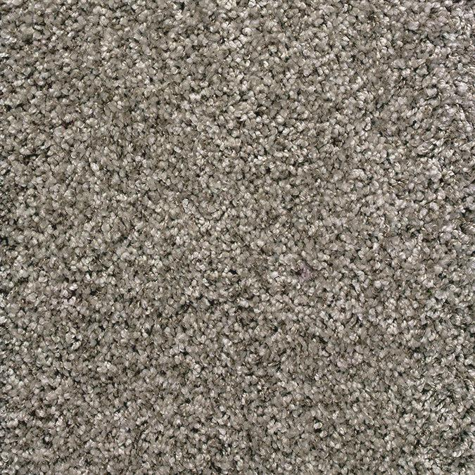 Shaggy Luxe Woven Custom Shag Rug - Grey Pebble