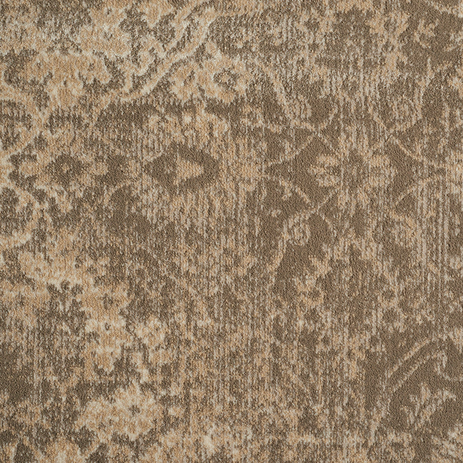 Sutton Woven Custom Rug - Rustic Taupe