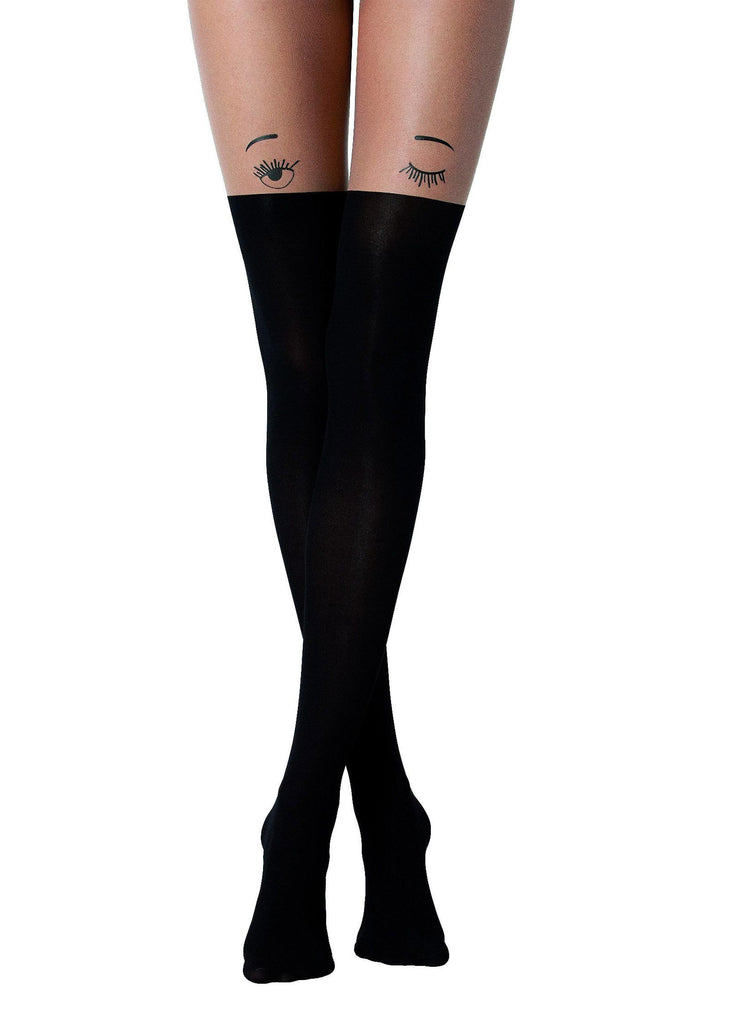 062d0a10c05ef Calzedonia Black Eyes Tights – Frenzy Shopping