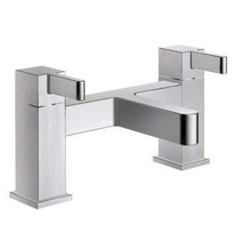 Modern Bath Filler Brass Mixer Tap AE03 - Chrome Finish