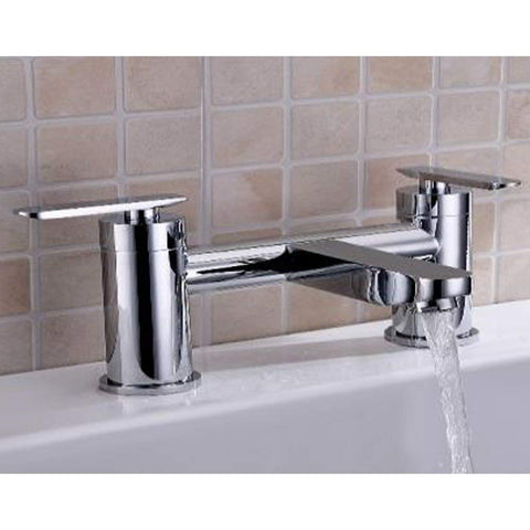 Modern Bath Brass Filler Tap TC03 - Chrome Finish