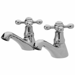 Modern Basin Brass Taps K02 - Chrome Finish
