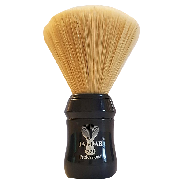 Jaguar Barber / Hair Shaving Brush / 771 BLACK / Large