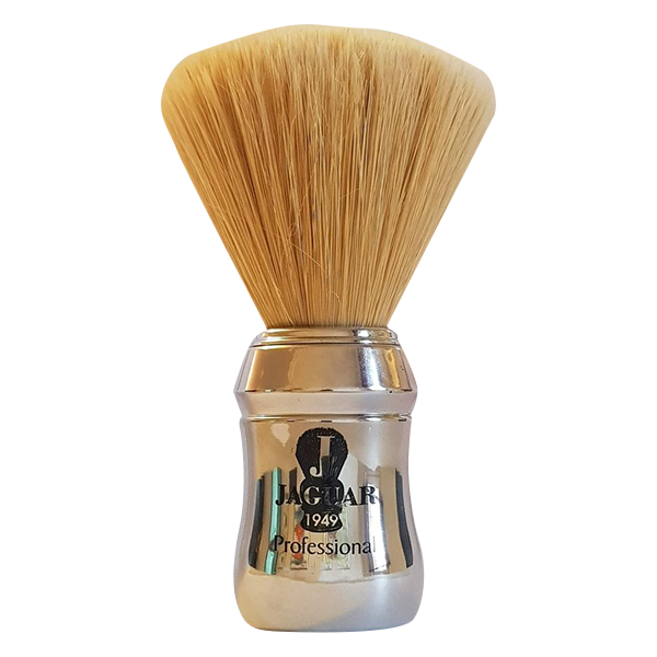 Jaguar Barber / Hair Shaving Brush / 1949 SILVER Large