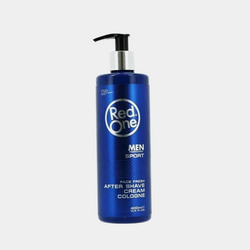 RedOne | After Shave | Cream Cologne Sport | 400ml