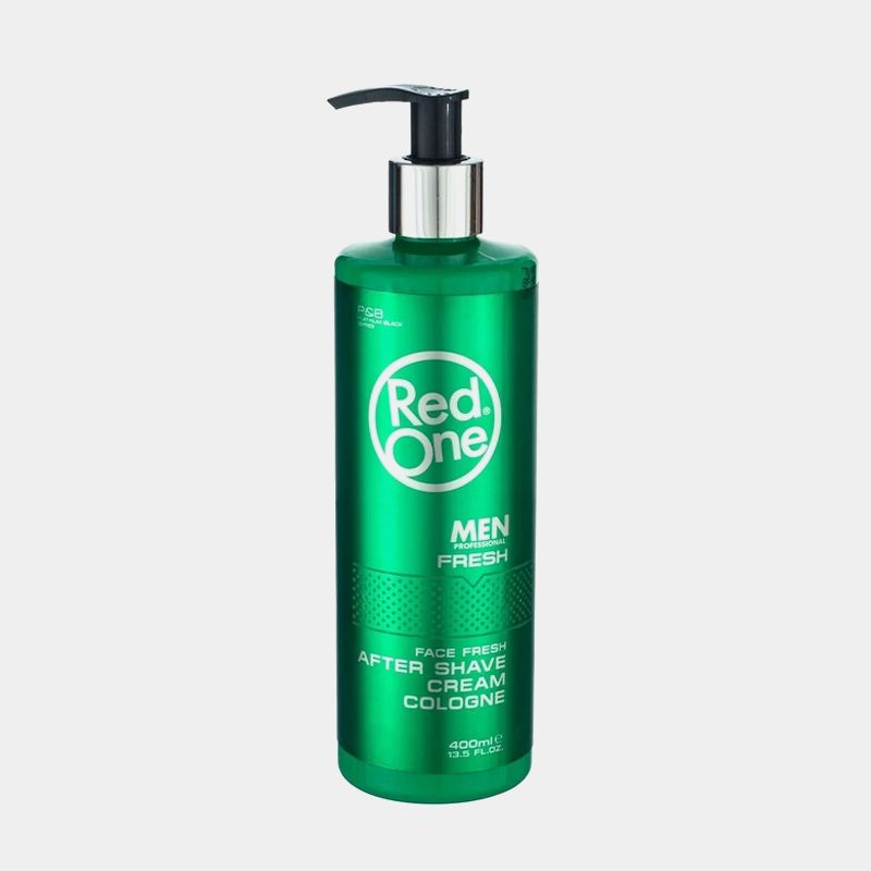 RedOne | After Shave | Cream Cologne Fresh | 400ml