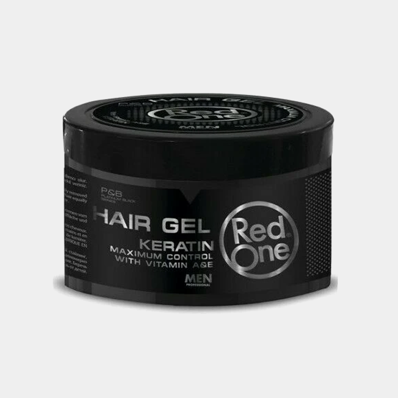 Red One Keratin Hair Gel