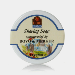 Dovo Merkur | Cibe Fiori & Frutta Shaving Soap | Eucaliptus Oil Jar/Tub 150ml