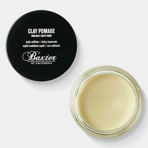 Baxter of California Clay Hair Pomade | Firm Hold Matte Finish | 60ml