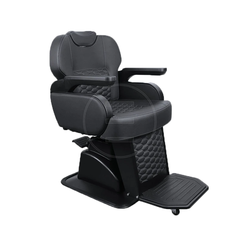Barber Chair BOSS Black A