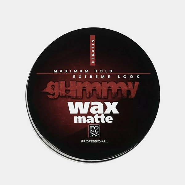 Gummy Water Based Hair Wax Matte Look 150ml