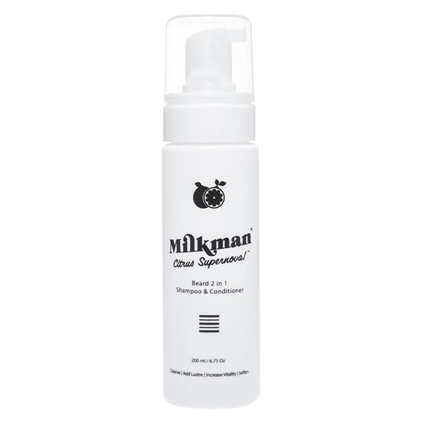 MILKMAN CITRUS SUPERNOVA 2 IN 1 Shampoo & Conditioner  - 200ml