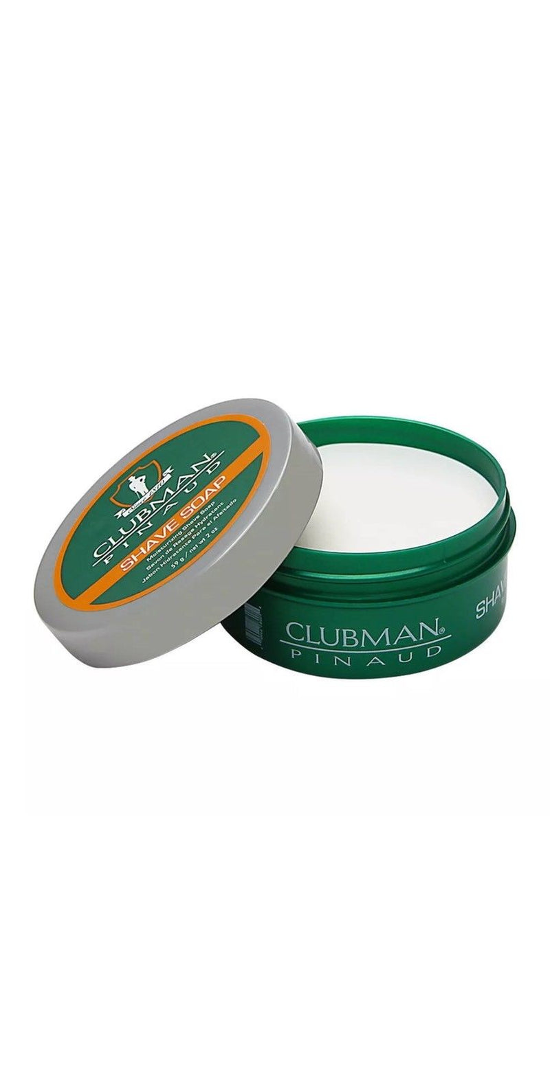 Clubman Pinaud Shave Soap 59 gr. - Barbersupplies & Co