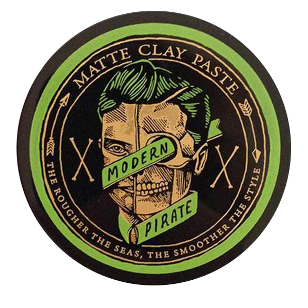 Modern Pirate Matte Clay Paste 95ml.