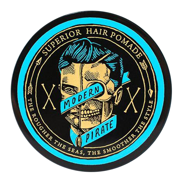 Modern Pirate Superior / Hair Pomade 100ml / Mens Hair Product