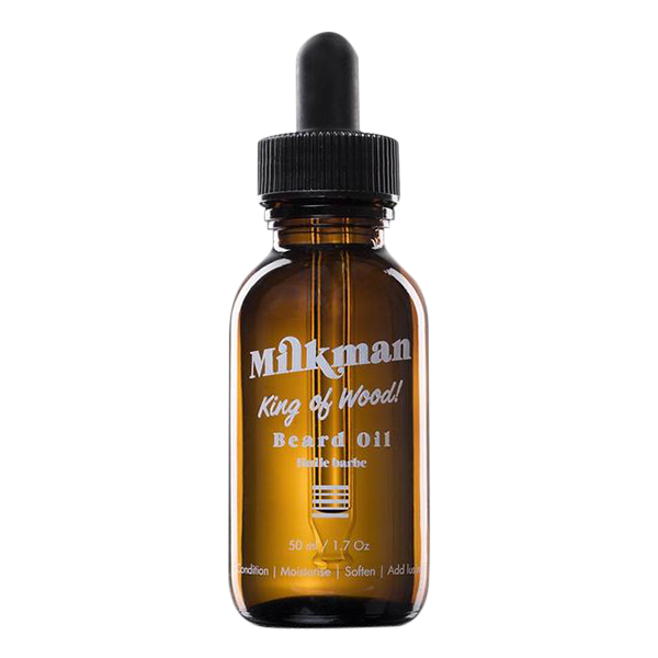 Milkman King of Wood Beard Oil 50ml