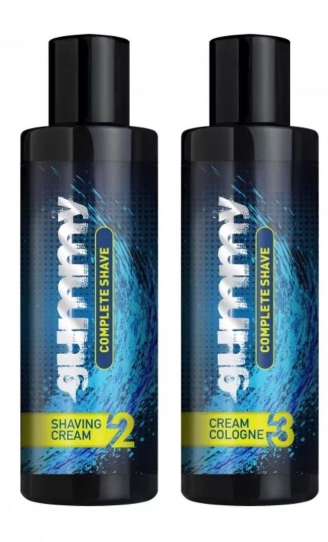 Gummy Complete Shave Oil Cream Cologne Repair - Barbersupplies & Co