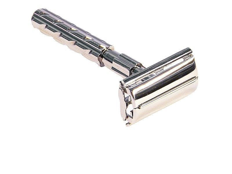 New Parker 22r Butterfly Open Safety Razor - Barbersupplies & Co