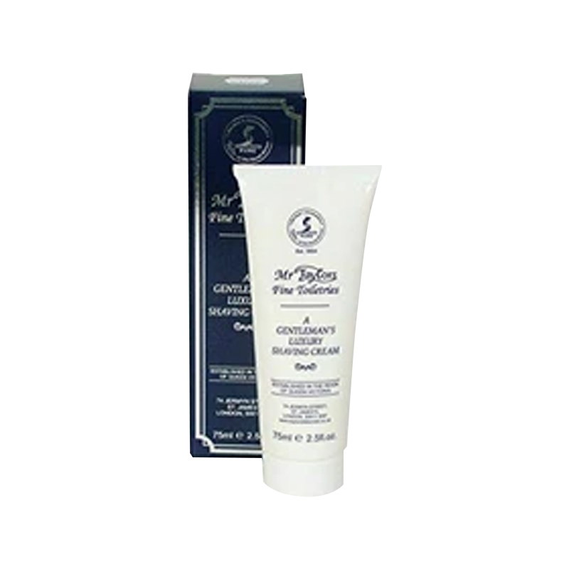 Taylor of Old Bond Street | Mr Taylors Shaving Cream Tube 75ml