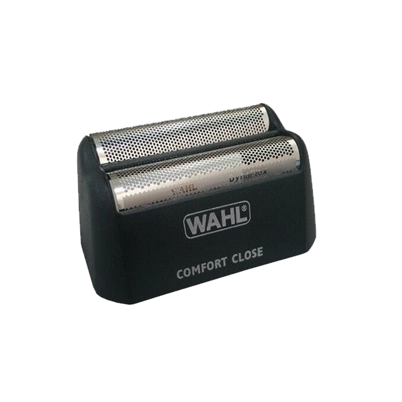 "Wahl Custom Shave | Dynaflex & ID ""COMFORT CLOSE"" Silver Foil Screen"