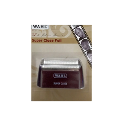 Wahl 5 Star Shaver Shaper | Super Close Silver Replacement Foil Head