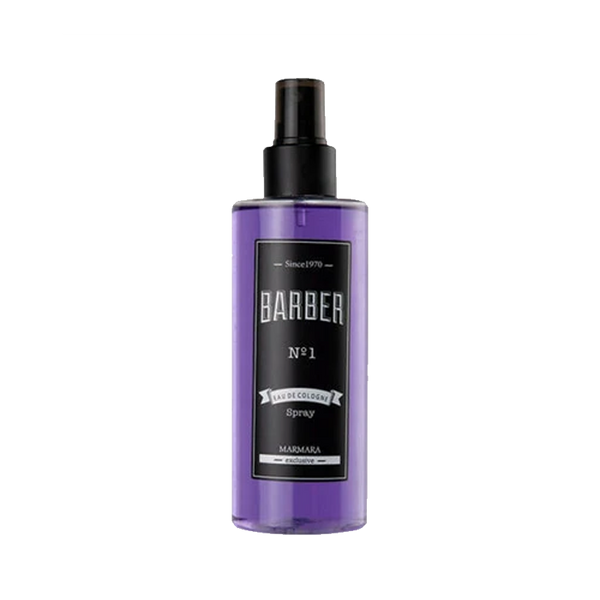 Marmara Barber | Eau De Cologne | After Shave Lotion | Spray Bottle 250ml | No:1