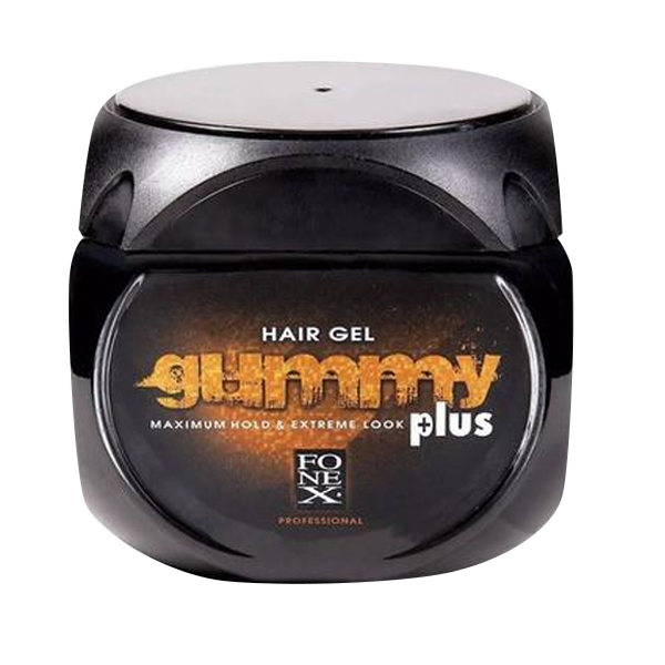 Gummy | Alcohol Free | Plus Hair Styling Gel 700ml