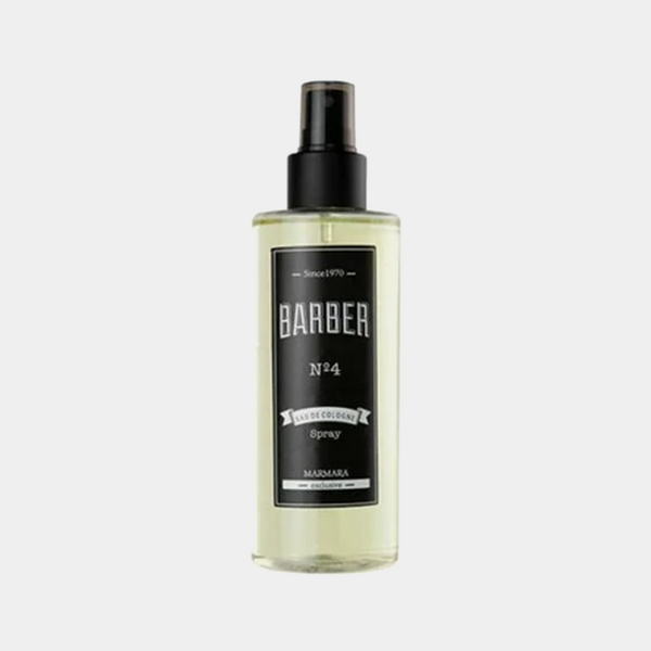 Marmara Barber | Eau De Cologne | After Shave Lotion | Spray Bottle 250ml | No:4