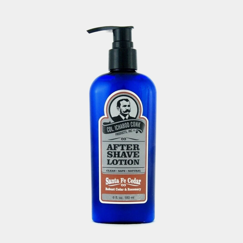 Col. Conk Santa Fe Cedar | Natural After Shave Lotion 180ml