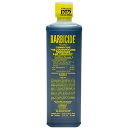 Barbicide Medical Grade Salon Disinfectant Solution 473ml Germicide Fungicide - Barbersupplies & Co