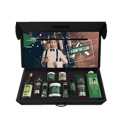 Clubman Barber Center in A Box
