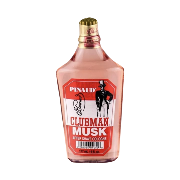 Clubman Musk After Shave Lotion 177ml