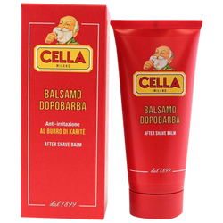 Cella Aftershave Balm with Shea Butter 100ml - Barbersupplies & Co