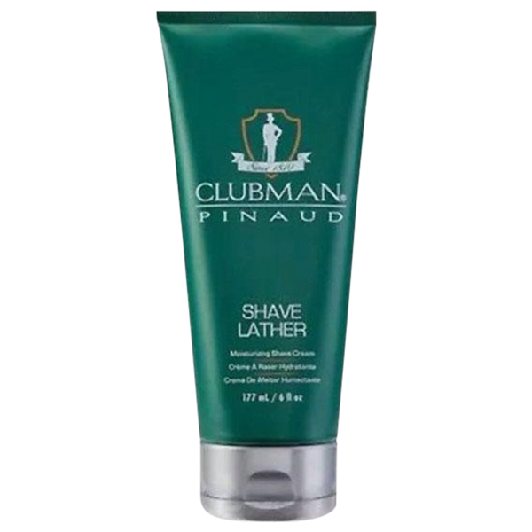Clubman Pinaud Shave Lather 177ml - Barbersupplies & Co