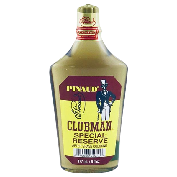 Clubman Pinaud Special Reserve After Shave Lotion 6 fl oz. 177ml - Barbersupplies & Co