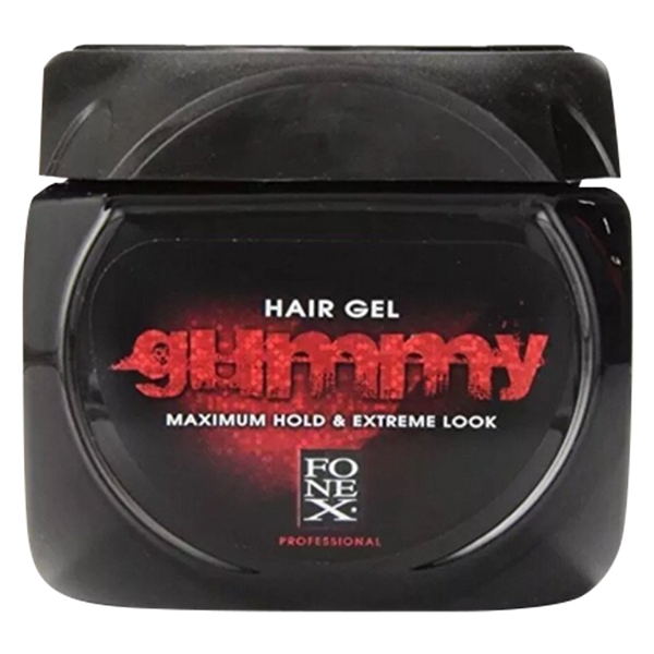 Fonex Gummy Alcohol Free Hair Gel 700ml - Barbersupplies & Co