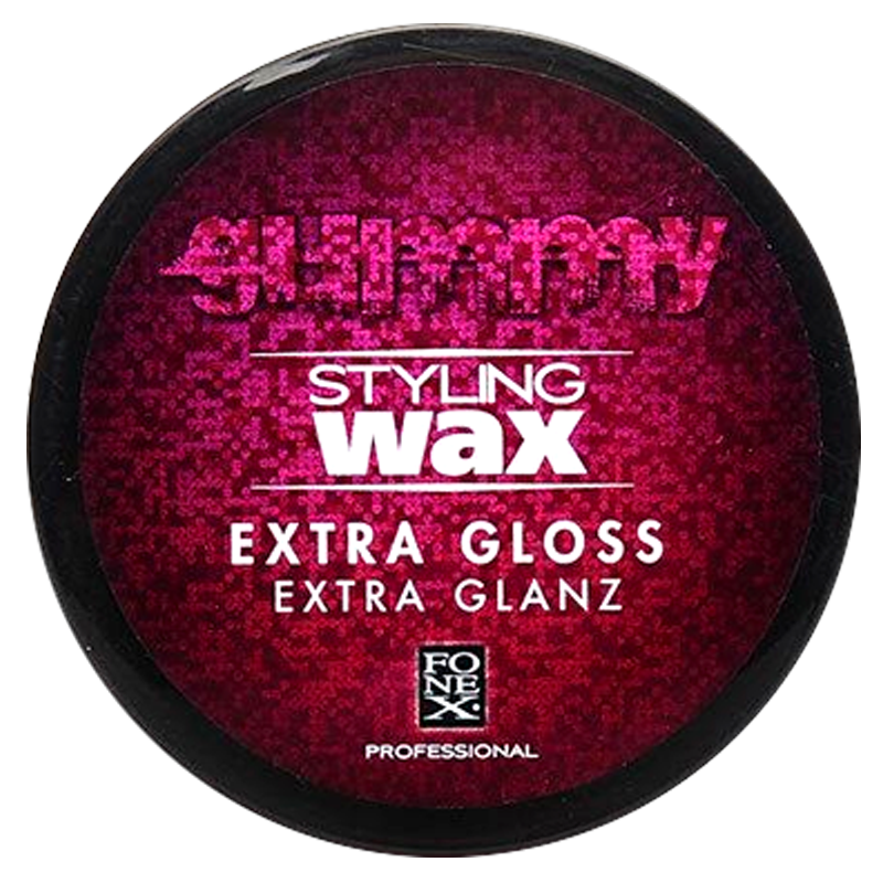 Fonex Gummy Extra Gloss - Extra Glanz Water Based Hair Wax 150ml - Barbersupplies & Co