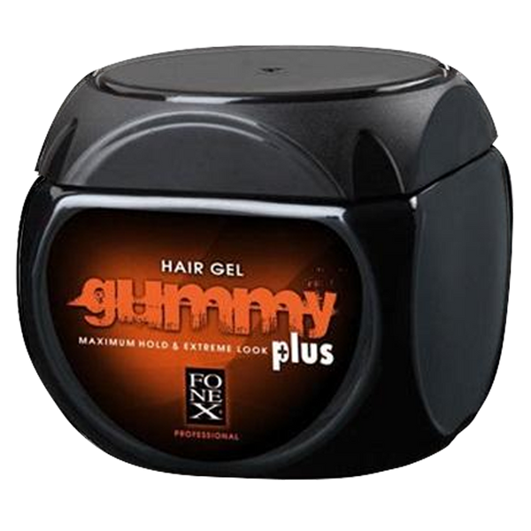 Fonex Gummy Maximum Hold Plus Hair Gel - Barbersupplies & Co