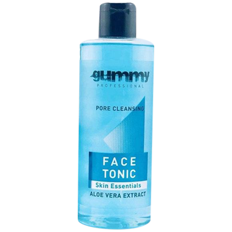 Gummy Pore Cleansing Face Tonic Aloe Vera Extract 250ml. - Barbersupplies & Co
