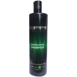 Gummy Professional Neutralising Shampoo-Smooth & Straighten With Olive Oil 375ml - Barbersupplies & Co