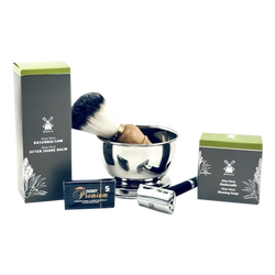 Keen Complete Shaving Set With Muhle After Shave Balm&Soap